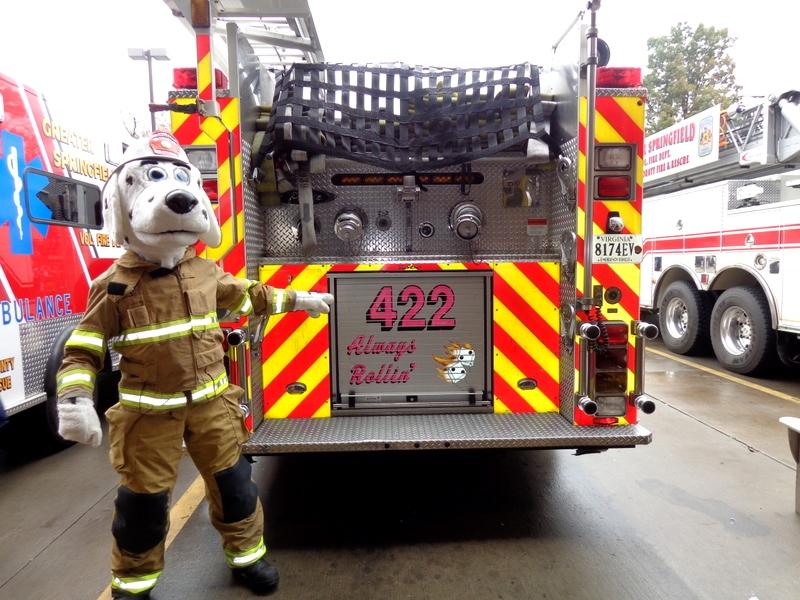 GSVFD Launches New Fundraising Effort