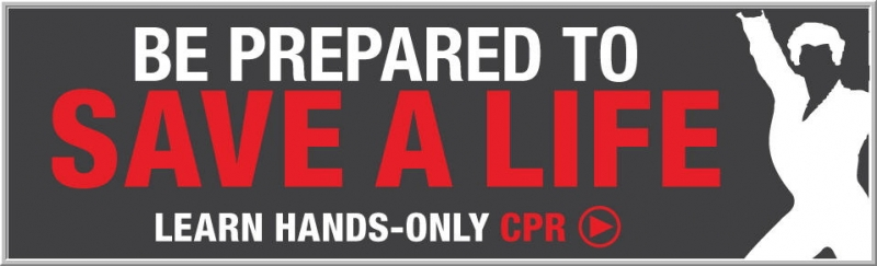 SAVE A LIFE ! Hands Only CPR