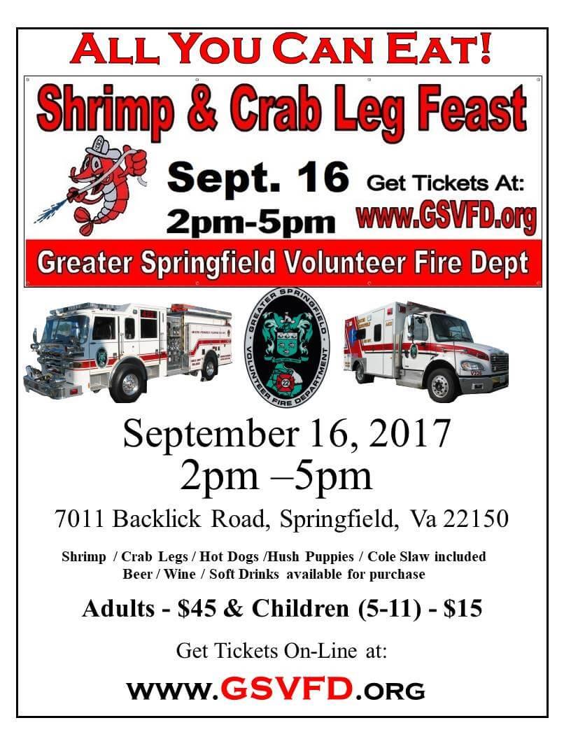 Shrimp & Crab Leg Feast